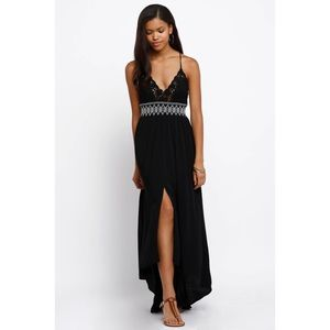 ASTR The Label Paola Maxi Dress